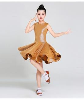 Платье рейтинговое золотое