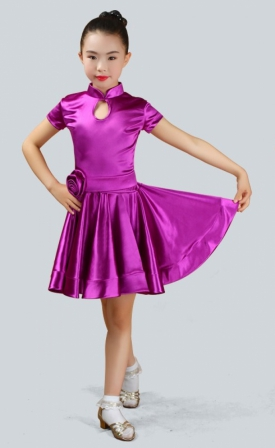 Платье рейтинговое сирень