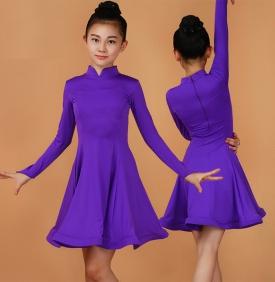 Платье рейтинговое фиолетовое